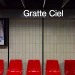 métro de Lyon gratte ciel