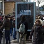 manif Je suis Charlie à Lyon