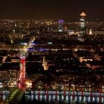 Lyon depuis Fourvière