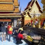 Chiang Mai - temple Wat Doi Suthep