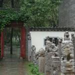 Xi'an - petite pagode de l'oie sauvage