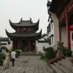 Wuhan - monastère de Guiyuan