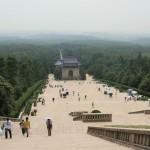 Nankin - mausolée Dr Sun Yat-Sen