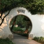 Suzhou - jardin de la politique des simples