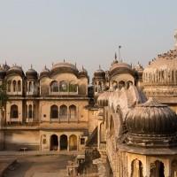 Inde sites du Rajastan