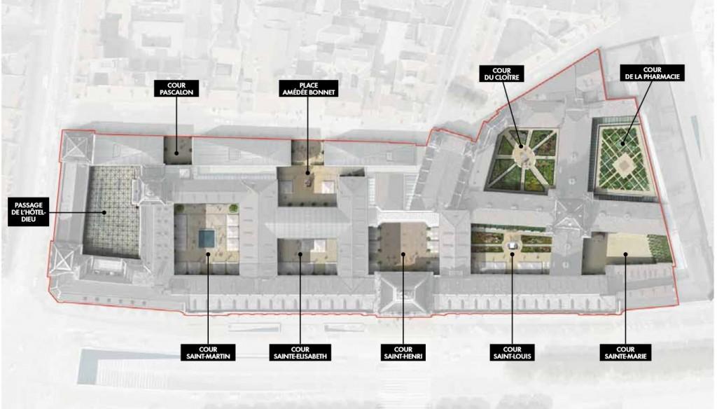 plan Hôtel Dieu 2019