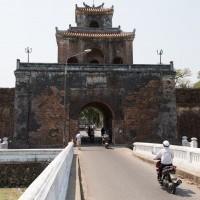 le centre du Vietnam