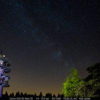 Etoiles à la tour Matagrin