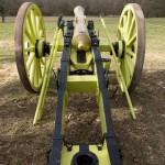 reconstitution armée napoléonienne - canon