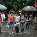 Chongqing - vieille ville
