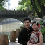 Canton - photo de mariage