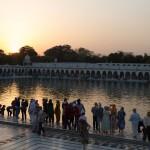 New Delhi - temple Sikh Bangla Sahib