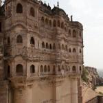 Jodhpur - fort de Mehrangarh