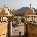 Jaipur - City Palace et forteresse